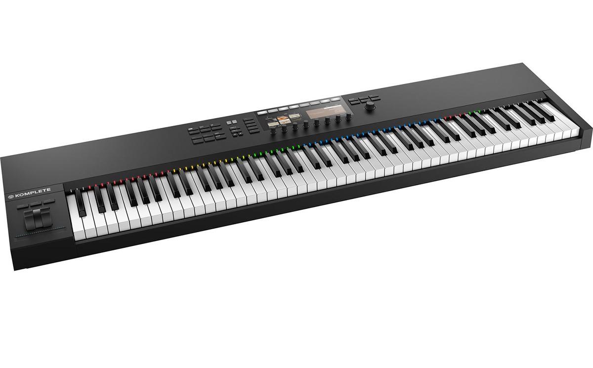 TECLADO CONTROLADOR MIDI NATIVE INSTRUMENTS KOMPLETE KONTROL S88 MK2