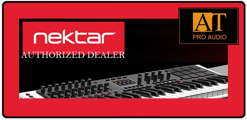 TECLADO CONTROLADOR MIDI NEKTAR IMPACT GX49