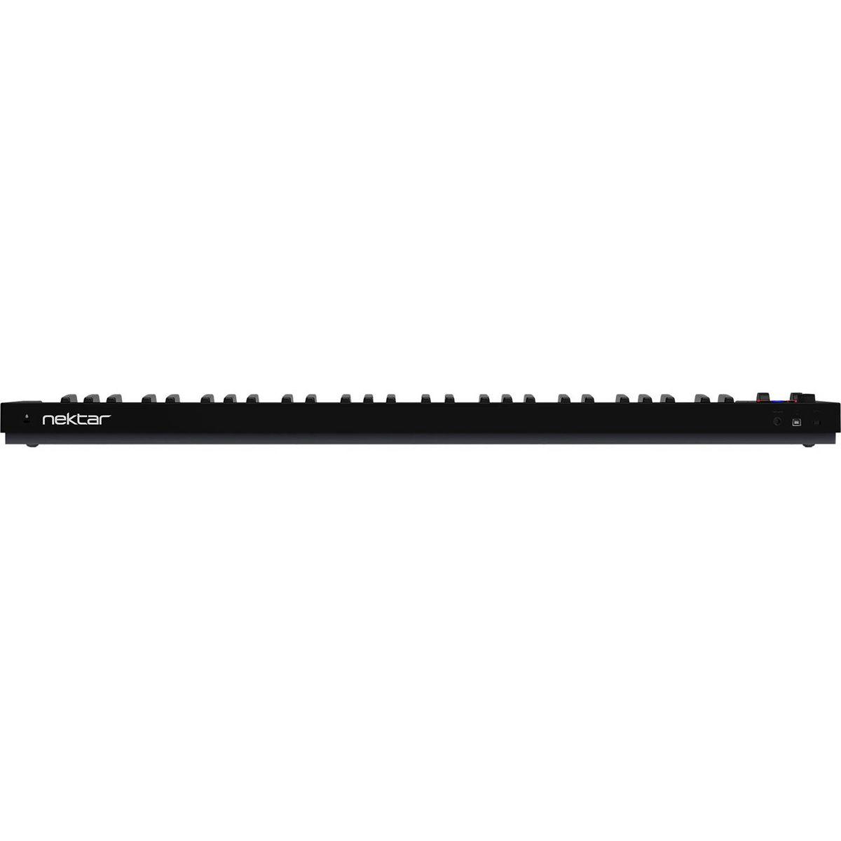 TECLADO CONTROLADOR MIDI NEKTAR IMPACT GX61