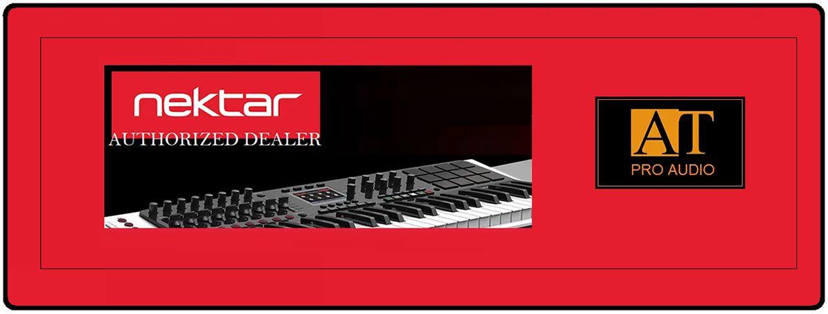 TECLADO CONTROLADOR MIDI NEKTAR IMPACT LX49+
