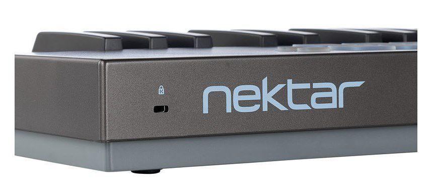 TECLADO CONTROLADOR MIDI NEKTAR IMPACT LX61+
