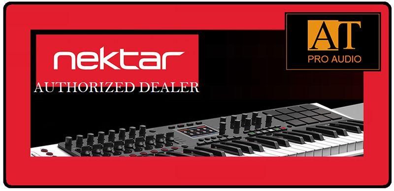 TECLADO CONTROLADOR MIDI NEKTAR SE25