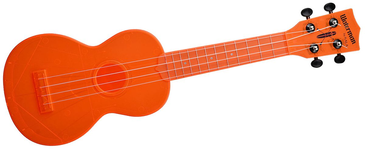 UKULELE SOPRANO KALA WATERMAN KA-SWF-OR