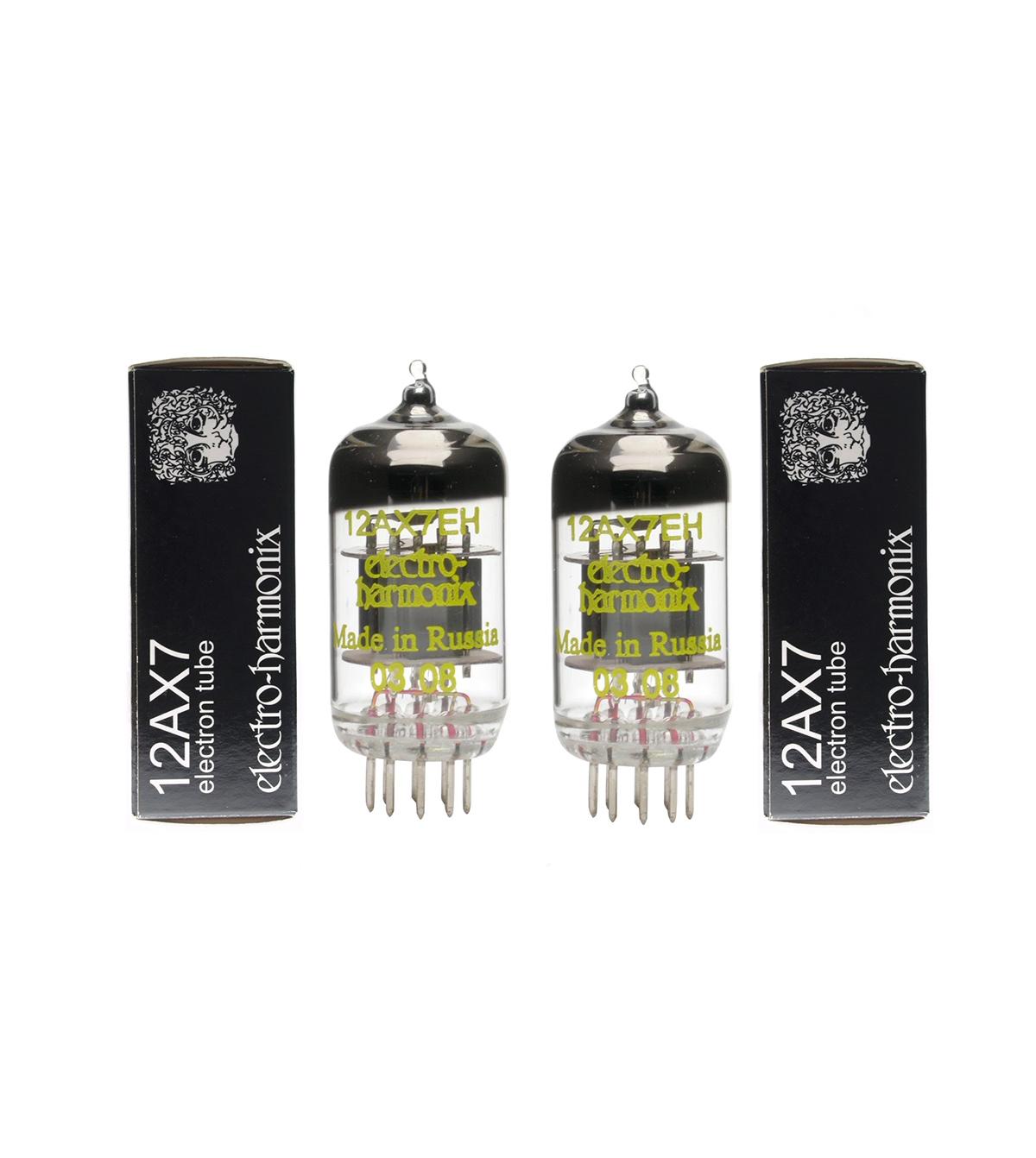 VÁLVULA ELECTRO-HARMONIX 12AX7 MATCHED PAIR