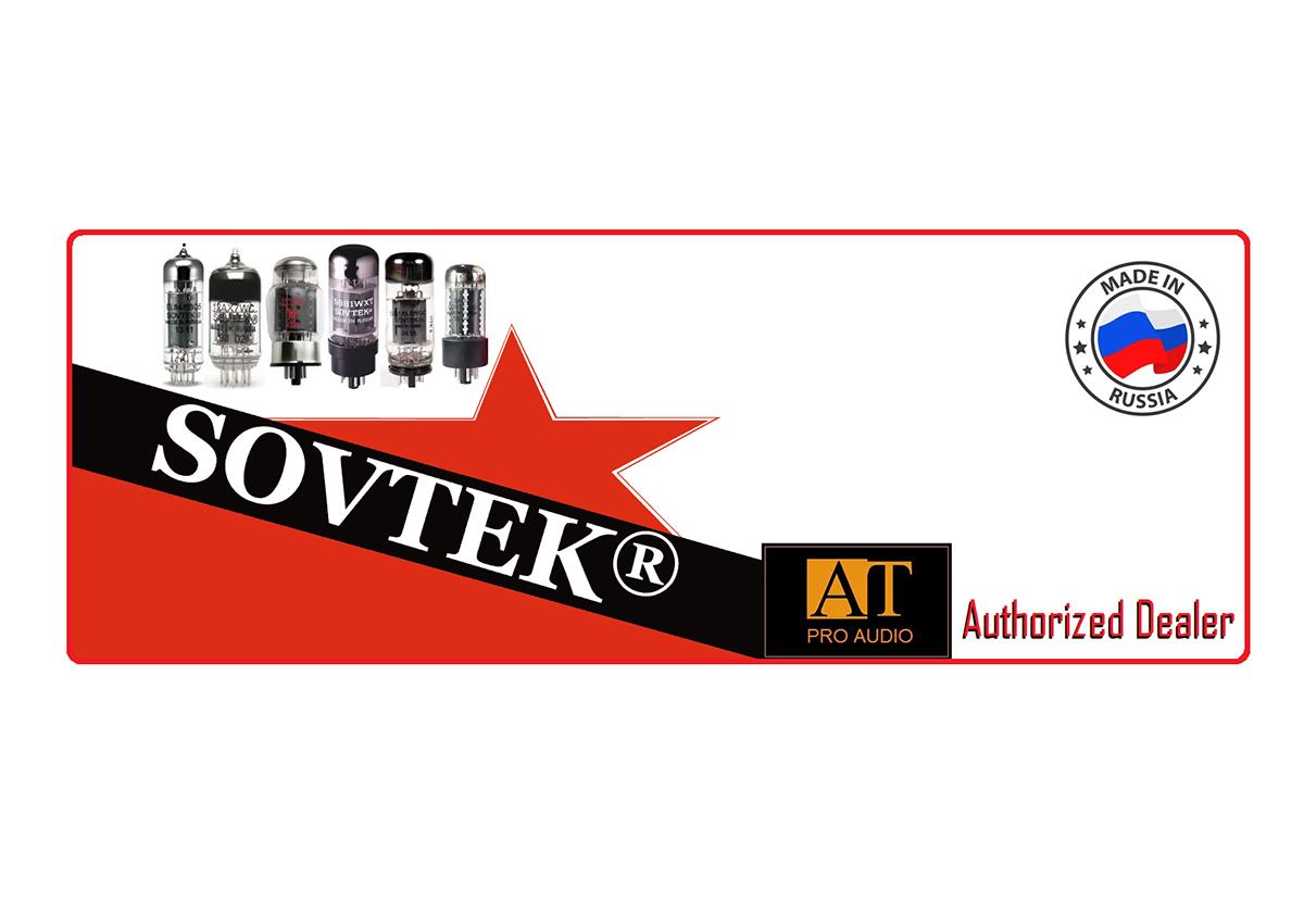 VÁLVULA SOVTEK 5881 / 6L6 WGC MATCHED OCTET