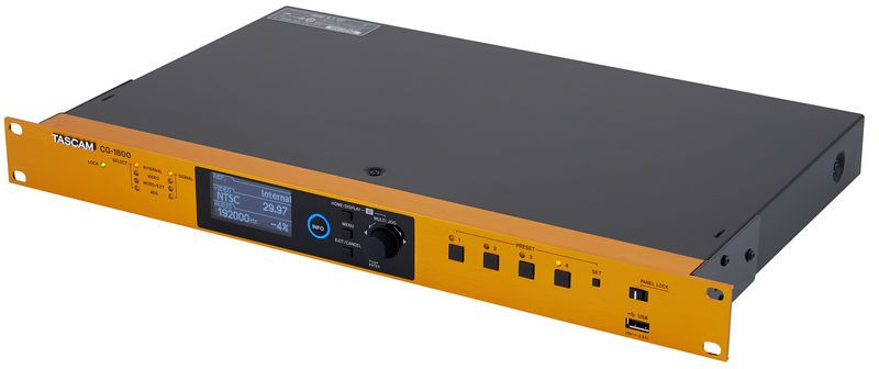 VIDEO SYNC / MASTER CLOCK GENERATOR TASCAM CG-1800