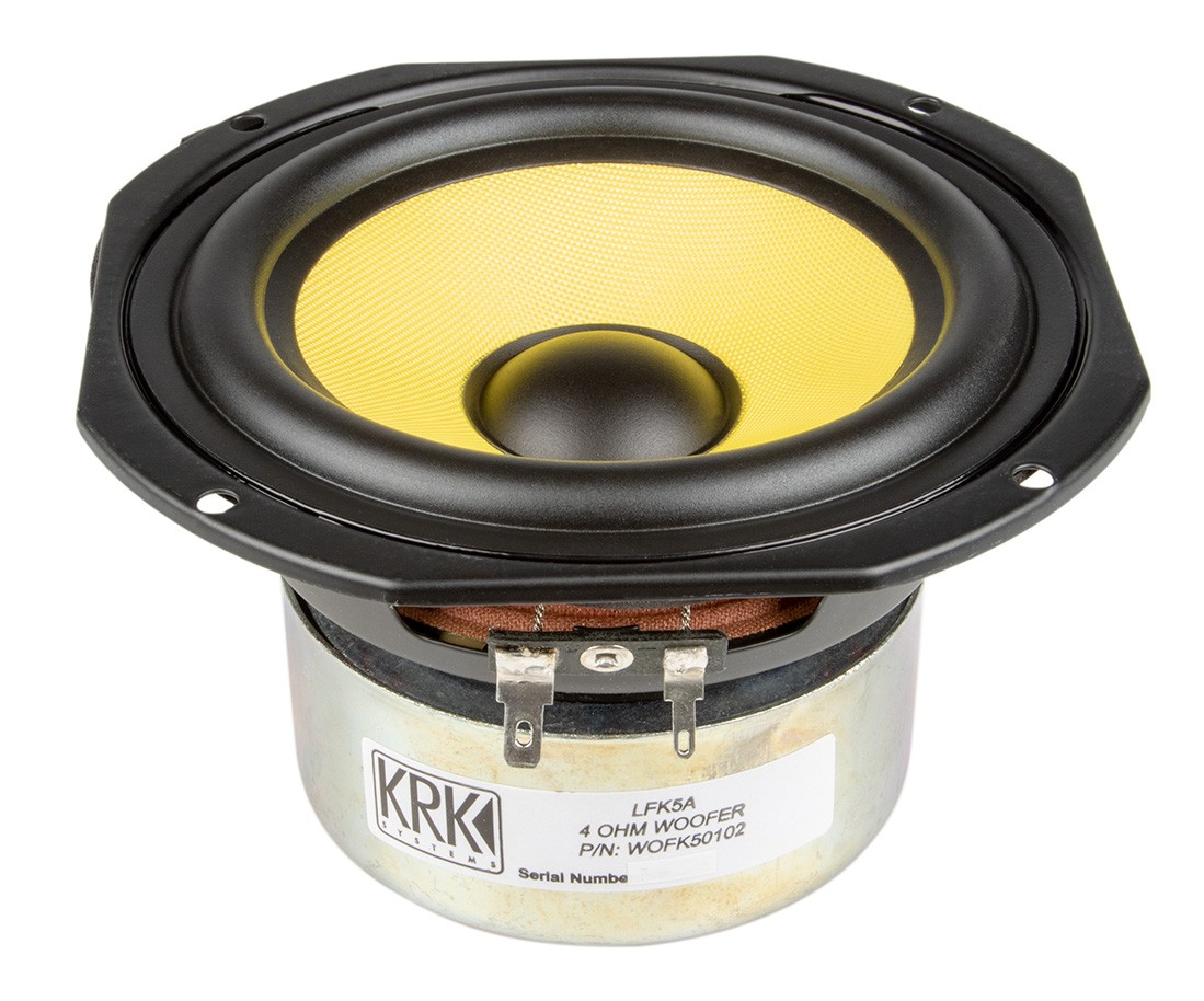 WOOFER KRK WOFK50102  (RP/ROKIT 5 G1 E G2 SERIES)