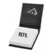 Kit com 2 Refis para porta bloco 126r