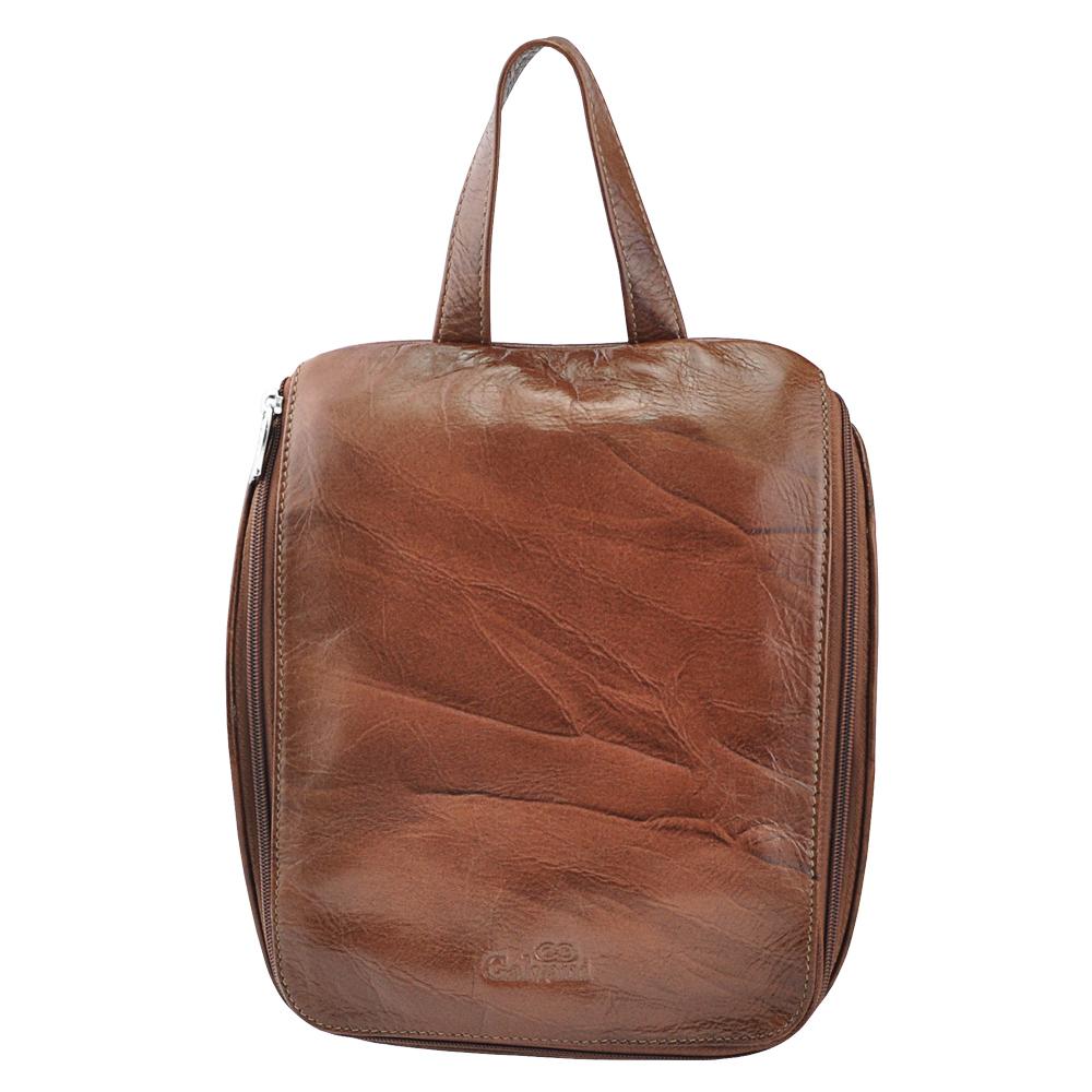 Bolsa de mão Âmbar em Couro Legítimo 471 Galvani