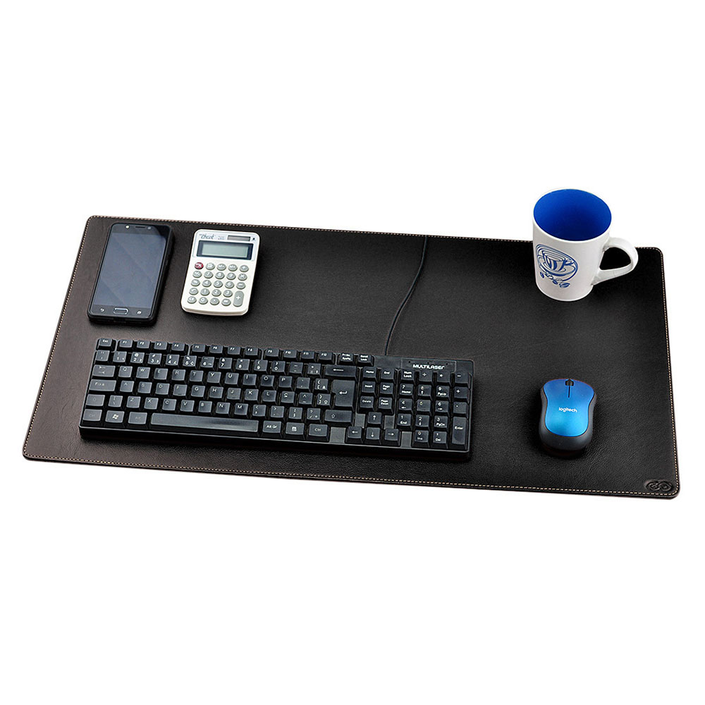 DeskPad Force em Couro Legítimo 1676 Galvani