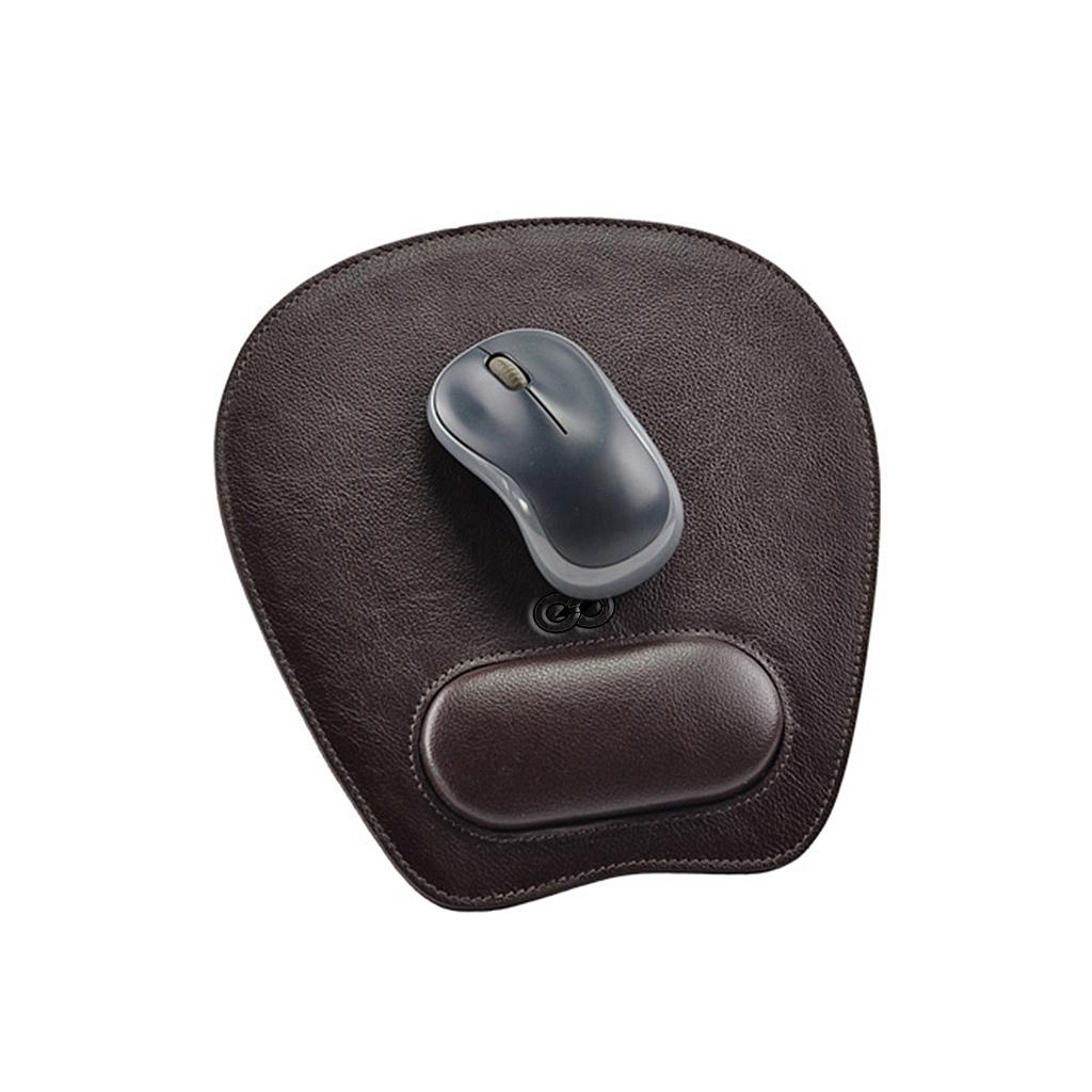 Mouse Pad Adminis em Couro Legítimo 637 Galvani
