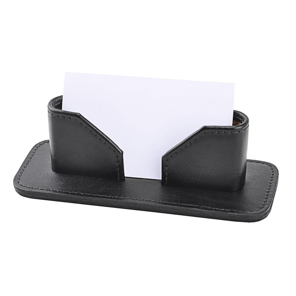 Porta Cartão de mesa Public em Couro Legítimo 877 Galvani