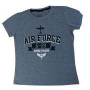 Camiseta Air Force Fem