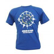 Camiseta Caças da FAB Azul