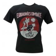 Camiseta Senta Pua Preta