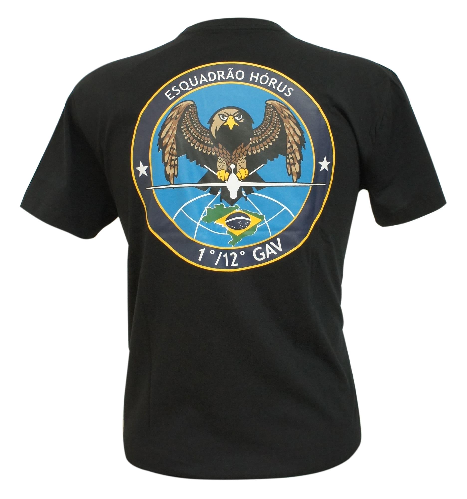 Camiseta Esquadrão Hórus