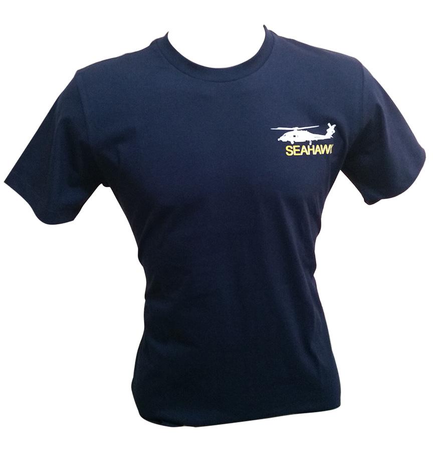 Camiseta Marinha Seahawk Azul