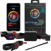 Acelerador Pedal Shiftpower Faaftech 4.0 Plug Play Bluetooth FT-SP04+