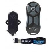 Controle Longa Distancia JFA K600 Preto com Botão Cinza 600 Metros