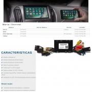 Desbloqueio de Multimídia Faaftech FT-LVDS-GM para GM Chevrolet S10 Cruze Trailblazer Equinox Mylink 2 Habilita 3 Entradas
