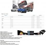 Desbloqueio de Multimídia Faaftech FT-VF-FRD4 para Ford Ecosport Ka Fiesta Ranger Fusion Focus Edge