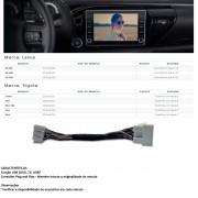 Desbloqueio de Multimídia Faaftech FT-VF-TY4 para Toyota Corolla Hilux Prius SW4 Rav4 Lexus ES 300h NX 300h UX 250h