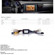 Desbloqueio de Multimídia Faaftech FT-VF-TY para Toyota Corolla Hulux Prius SW4