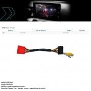 Desbloqueio de Multimídia Faaftech FT-VF-UC3 para Fiat Argo 2019 2020 com tela de 9