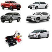 Interface de Tela FLEXITRON FDV TY-04 para Toyota linha 2020 Corolla, RAV4, Prius, Hilux e SW4