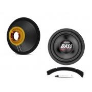 Kit Reparo para Alto Falante Sub Woofer 7Driver Bass 1K6 12