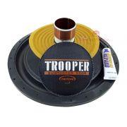 Kit Reparo para Alto Falante Sub Woofer Triton Trooper 12
