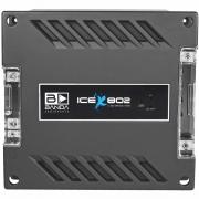 Módulo Amplificador Banda Ice X 802 800W Rms 2 Ohms 1 Canal