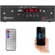 Módulo Amplificador Receiver THS Taramps Home 80 80W Rms 4 Canáis Bivolt USB SD FM BT