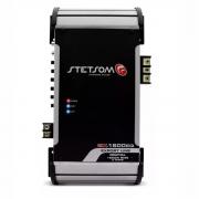 Módulo Amplificador Stetsom EX 1600 EQ 1600W Rms 2 Ohms 1 Canal