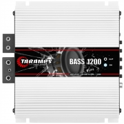 Módulo Amplificador Taramps Bass 1200 1200W Rms 1 Ohms 1 Canal