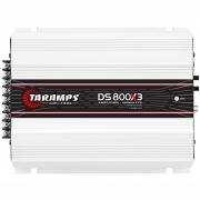 Módulo Amplificador Taramps DS 800X3 800W Rms 2 Ohms 3 Canais