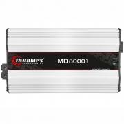 Módulo Amplificador Taramps MD 8000 8000W RMS 1 Ohms 1 Canal