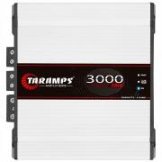 Módulo Amplificador Taramps Trio 3000 Rms 4 Ohms 1 Canal + 2 Vias