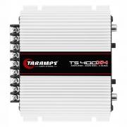 Módulo Amplificador Taramps TS 400X4 400W Rms 2 Ohms 4 Canais
