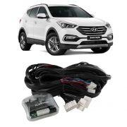 Módulo de Vidro Elétrico e Teto Solar Flexitron para Hyundai Santa Fé 4 Portas FCT VT HY-SF 4.0