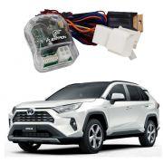 Módulo de Vidro Elétrico e Teto Solar Flexitron para Toyota RAV4 4 Portas FCT VT TY-RV 4.0