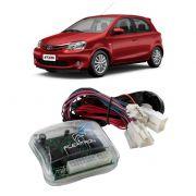 Módulo de Vidro Elétrico Flexitron para Etios Hatch e Sedan até 2014 4 Portas SAFE TY-ET 4.0