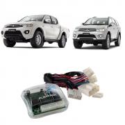 Módulo de Vidro Elétrico Flexitron para Mitsubishi L200 Triton GLS e Pajero Dakar 4 Portas SAFE MT-LT 4.0