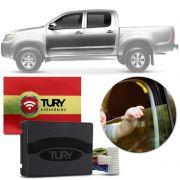Módulo de Vidro Elétrico Tury Toyota Hilux SW4 2005 a 2007 e Prado 2004 a 2001 4 Portas PRO 4.8 AC