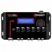 Processador de Áudio Digital Taramps Pro 2.6S 6 Vias 24 dB/8ª