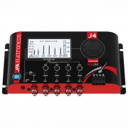 Processador de Áudio JFA J4 Red Line 4 Vias