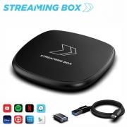 Streaming Box Faaftech Media Player Para Carros com Sistema Carplay