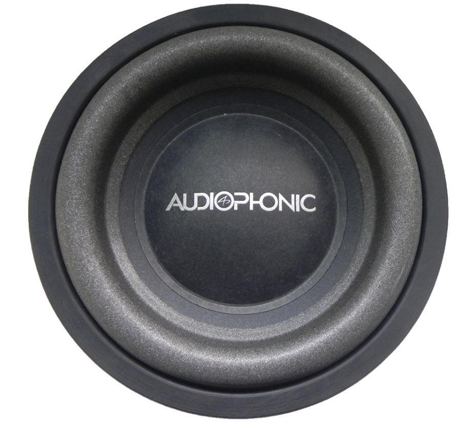 """Alto Falante Subwoofer Audiophonic 8"""" Sensation S1 8 S4 175W Rms 4 Ohms"""