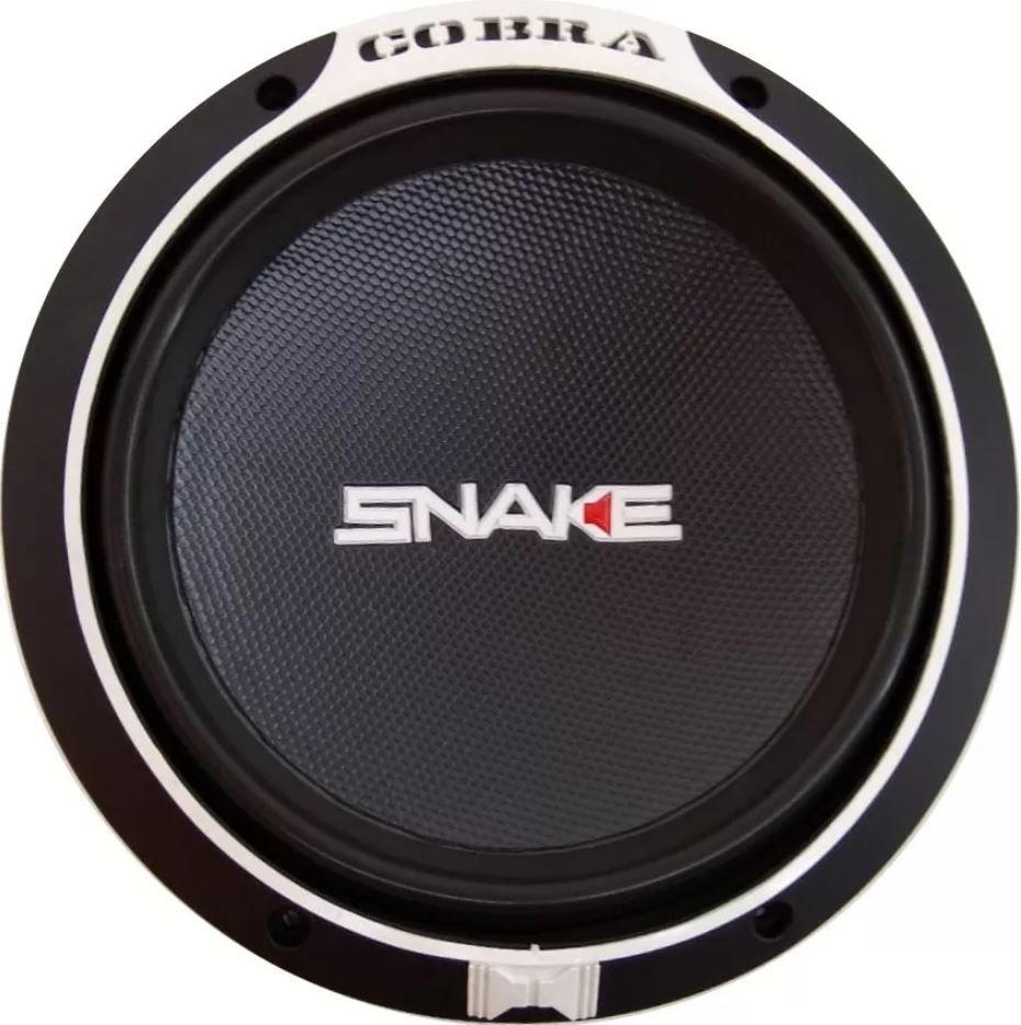 """Alto Falante Subwoofer Snake 12"""" Cobra 500W RMS 4+4 Ohms"""