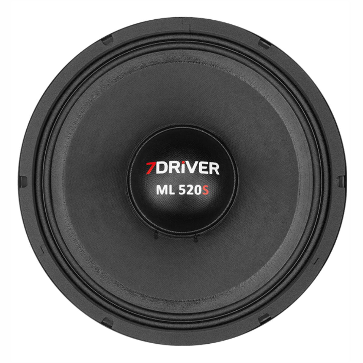 "Alto Falante Woofer 7Driver 10"" ML 520S 520W Rms 4 Ohms"